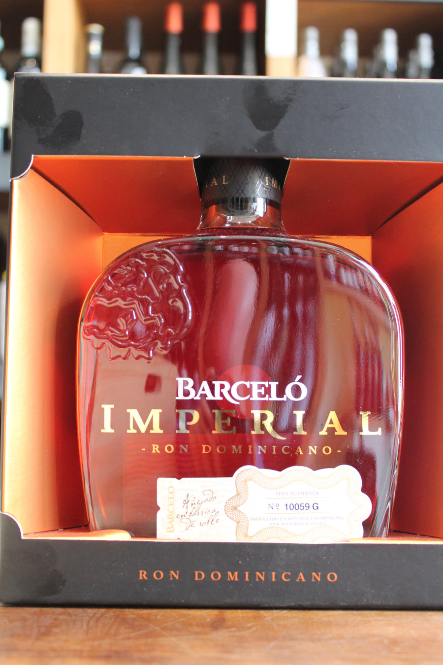 Barcelo Imperial Rum-Spirits-Seven Cellars