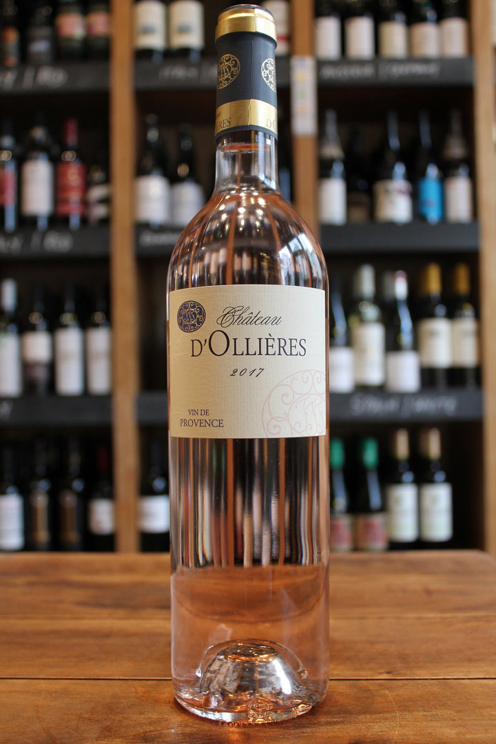 Chateau D'Ollieres Rose-Rose-Seven Cellars