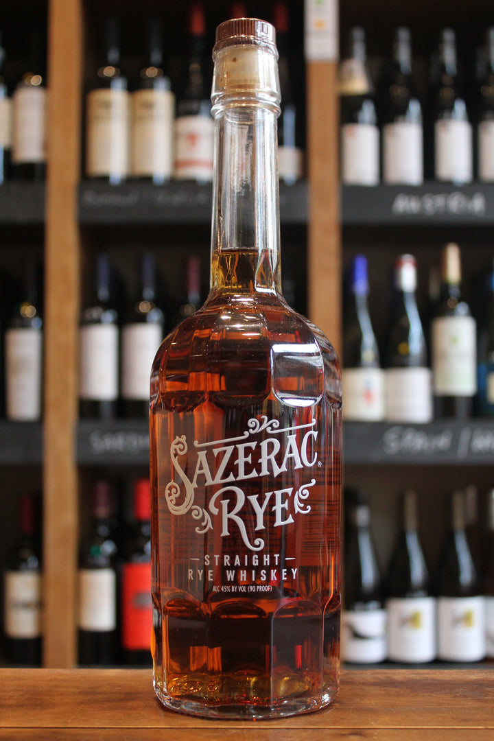 Sazerac - Straight Rye Whiskey-Spirits-Seven Cellars