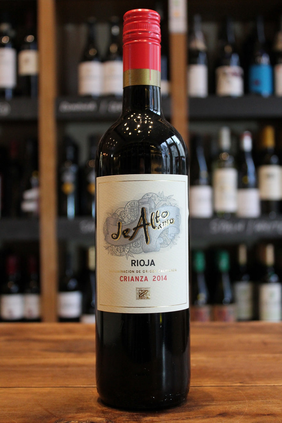 Dealto Crianza Rioja-Red Wine-Seven Cellars