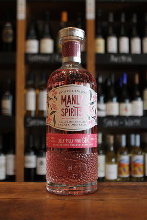 Manly - Lilly Pilly Pink Gin