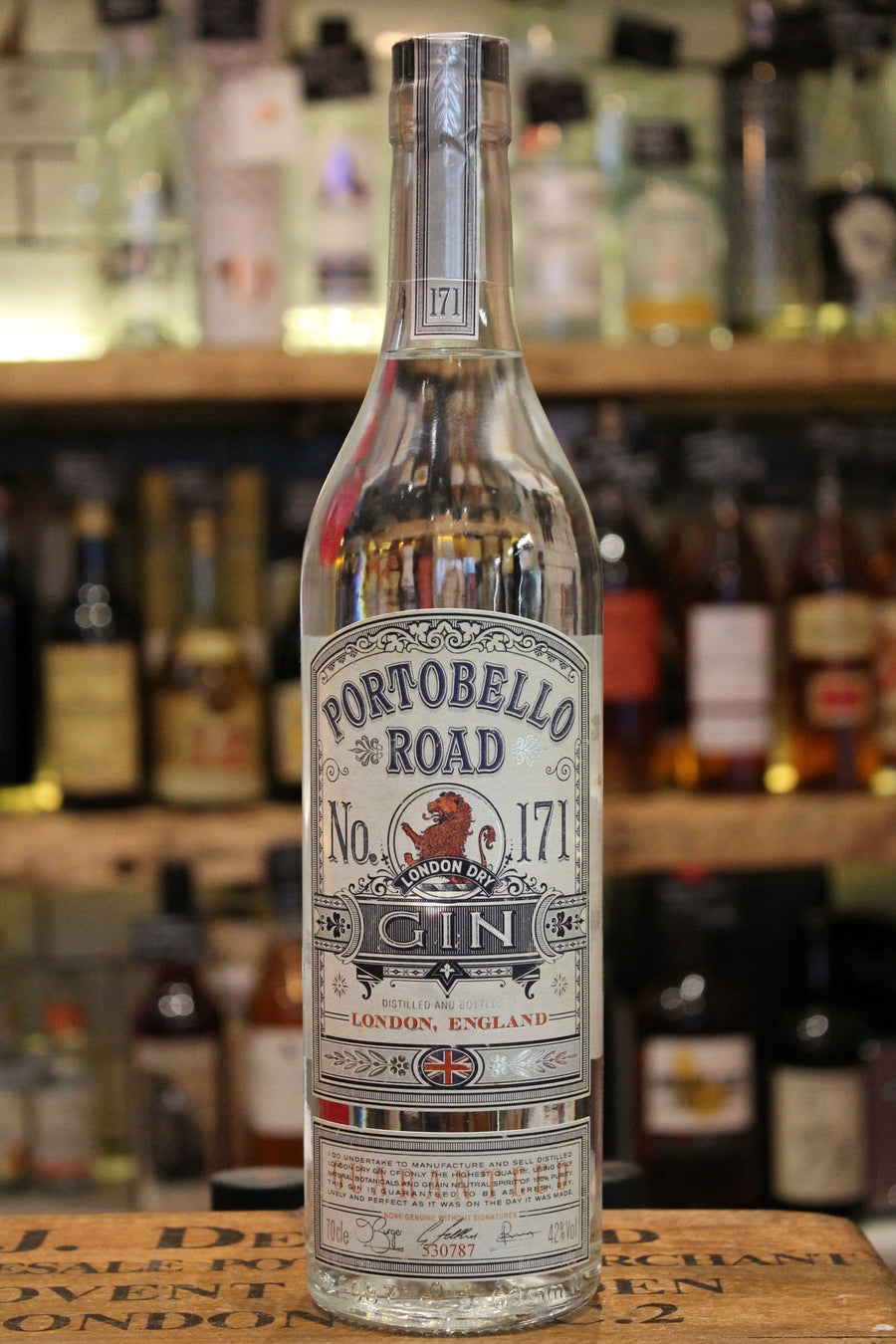 Portobello Road No.171 Dry Gin-Spirits-Seven Cellars