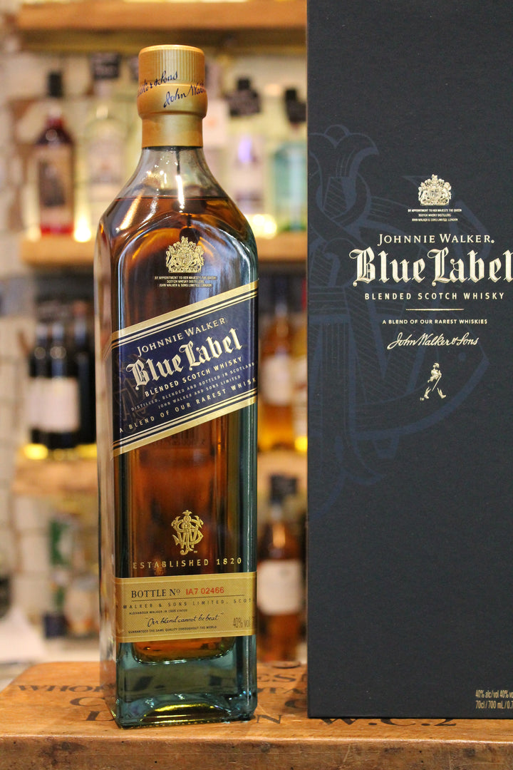 Johnnie Walker Blue Label-Spirits-Seven Cellars