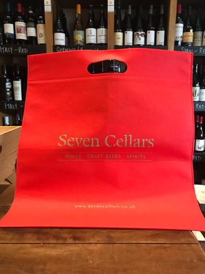 Seven Cellars Red Bag