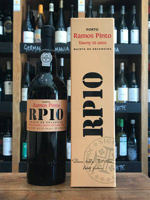 Ramos Pinto - 10 Year Old Tawny Port - Quinta de Ervamoira
