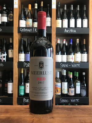 Meerlust - Estate Red