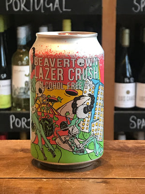Beavertown - Lazer Crush - Alcohol Free