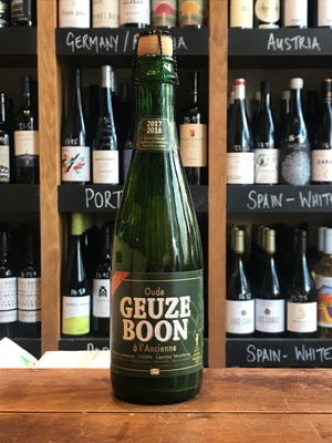 Boon Gueuze - Lambic