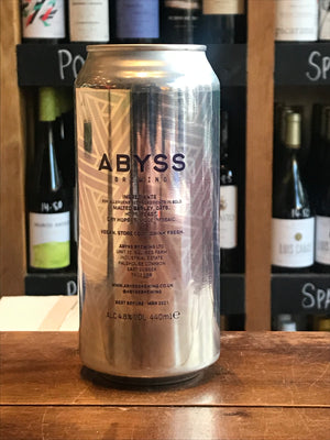 Abyss - Pale Deluxe Pale Ale
