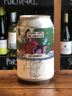Lervig - No Worries - Driving Home For Christmas - Low Alcohol Pale Ale