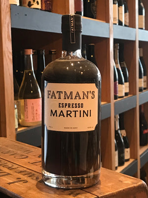 Fat Mans - Espresso Martini 70cl