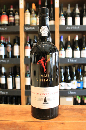 Vau Vintage Port-Fortified wine-Seven Cellars
