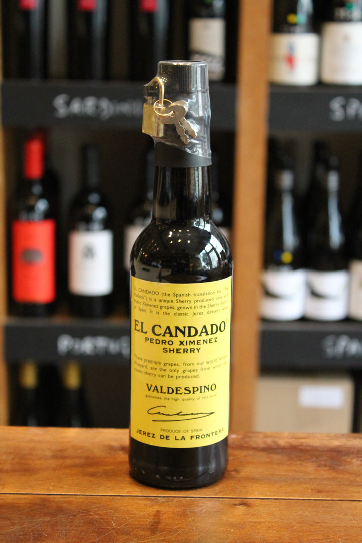 El Candado PX Sherry-Fortified wine-Seven Cellars