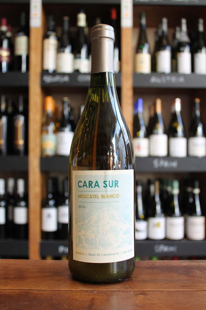 Cara Sur Moscatel Blanco - Orange Wine-Cara Sur-Seven Cellars
