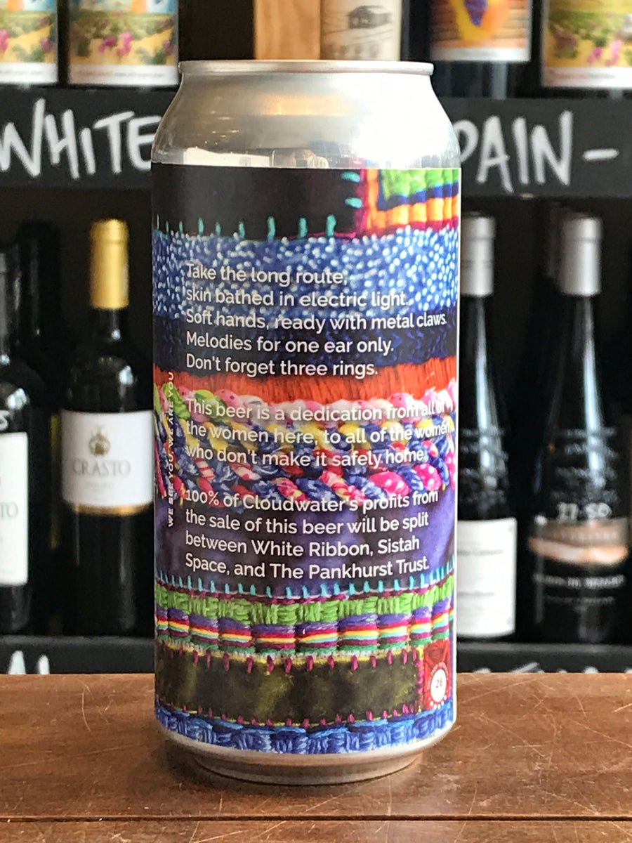 Cloudwater - We See You - We Are You - TIPA