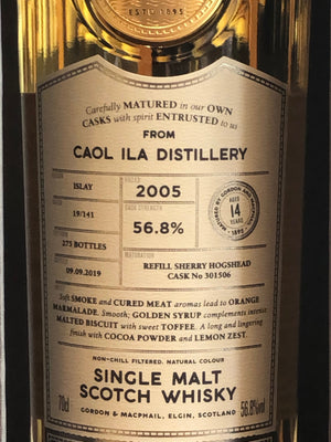 G&M Connoisseurs Choice - Caol Ila