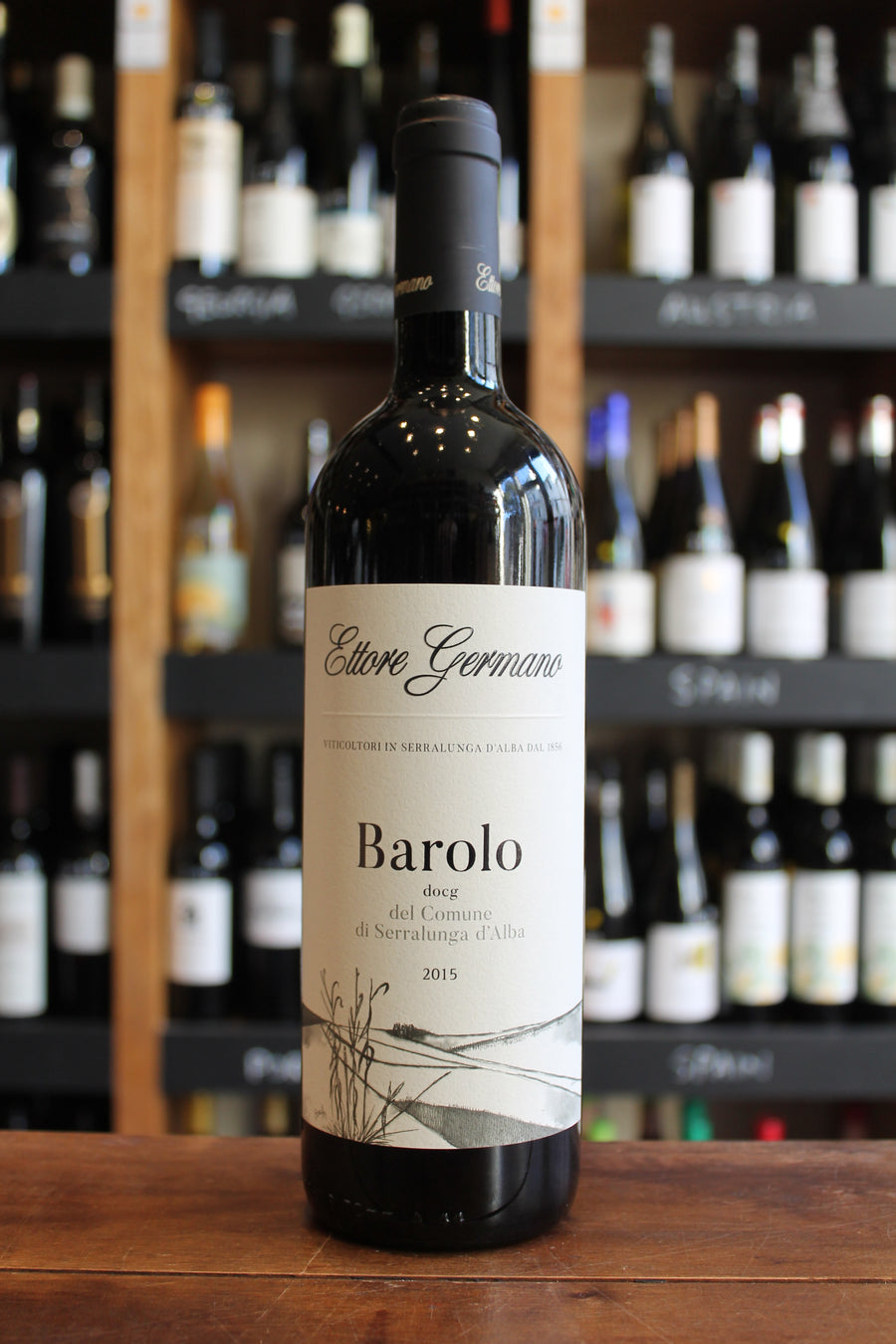 Barolo Serralunga Ettore Germano-Red Wine-Seven Cellars