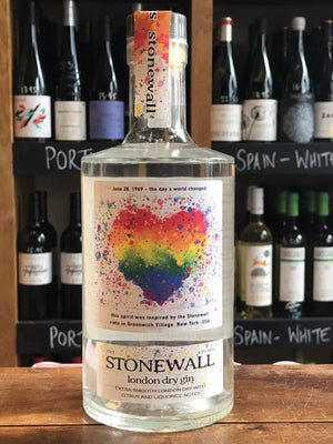 Stonewall London Dry Gin