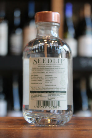 Seedlip - Spice 94 Aromatic- 20cl Non Alcoholic Distilled Spirit-Non/Low Alcohol-Seven Cellars