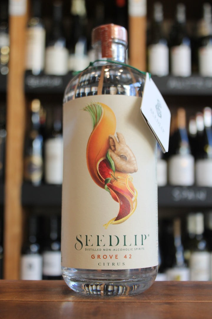 Seedlip - Grove 42 Citrus - Distilled Non Alcoholic Spirit-Non/Low Alcohol-Seven Cellars