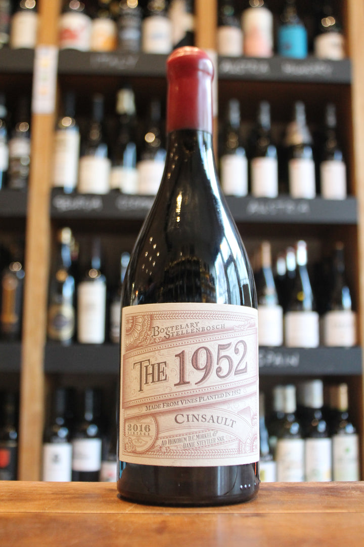 Kaapzicht '1952' Cinsaut'-Red Wine-Seven Cellars