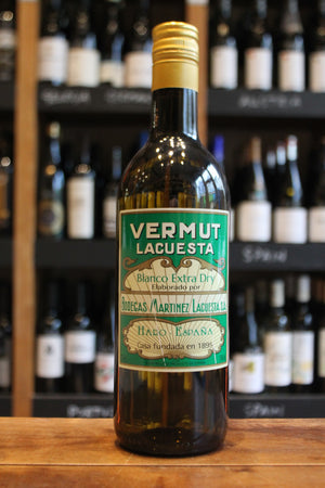 Lacuesta DRY White Vermouth-Fortified wine-Seven Cellars
