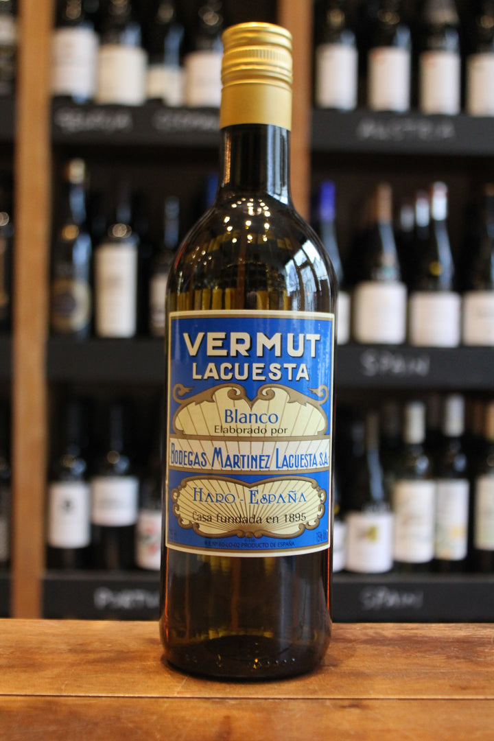 Lacuesta White Vermouth-Fortified wine-Seven Cellars