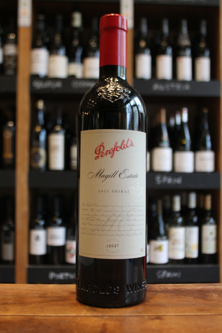 Penfolds Magill Estate Shiraz 2015-Red Wine-Seven Cellars