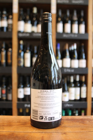 Coal Pit Tiwha Pinot Noir-Red Wine-Seven Cellars