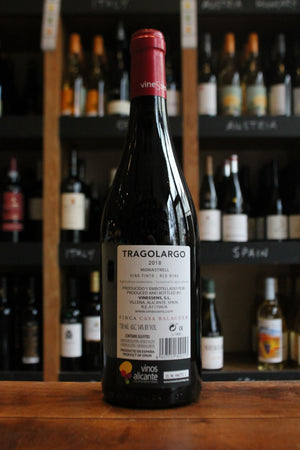 Tragolargo Monastrell - RED-Red Wine-Seven Cellars
