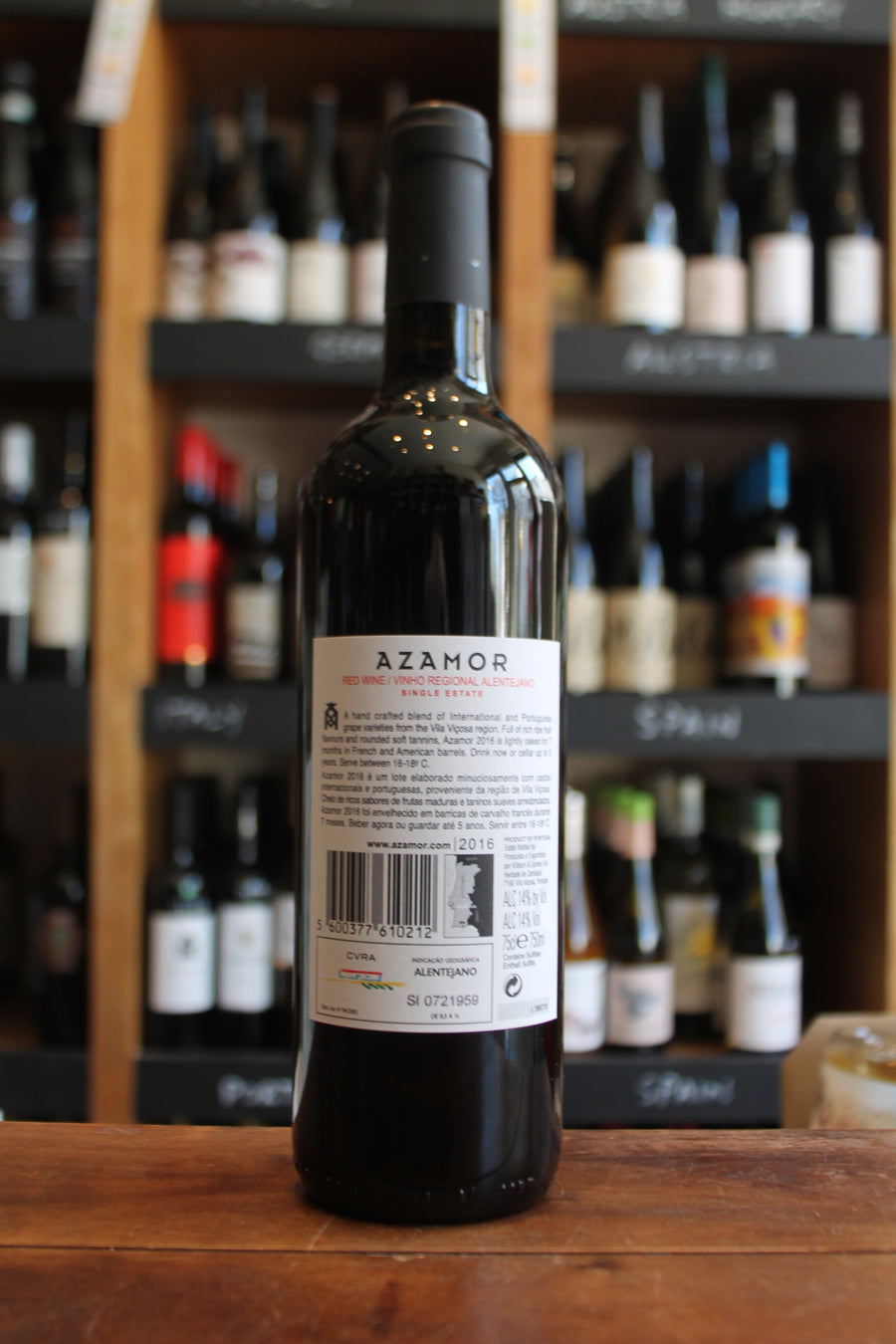 Azamor - Single Estate-Red Wine-Seven Cellars