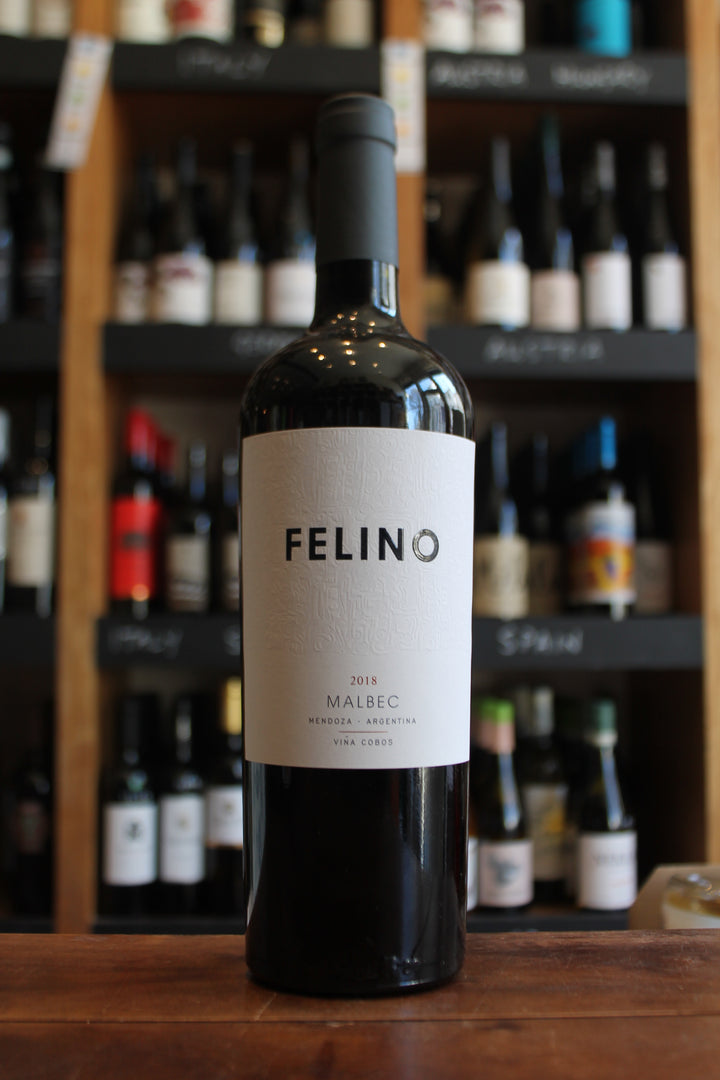 Vina Cobos Felino Malbec-Red Wine-Seven Cellars