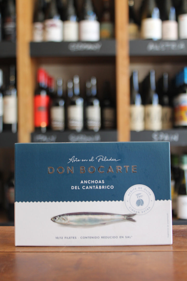 Don Bocarte Anchoas - Anchovies-Snacks-Seven Cellars