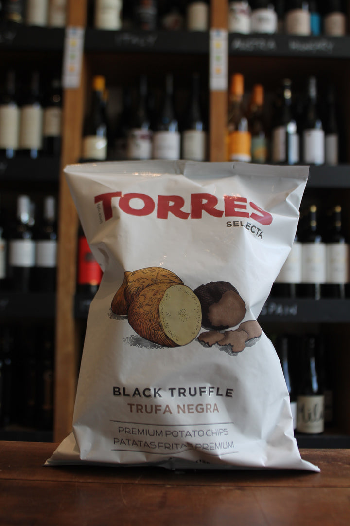 Torres Crisps with Truffle - Big Crisps-Snacks-Seven Cellars