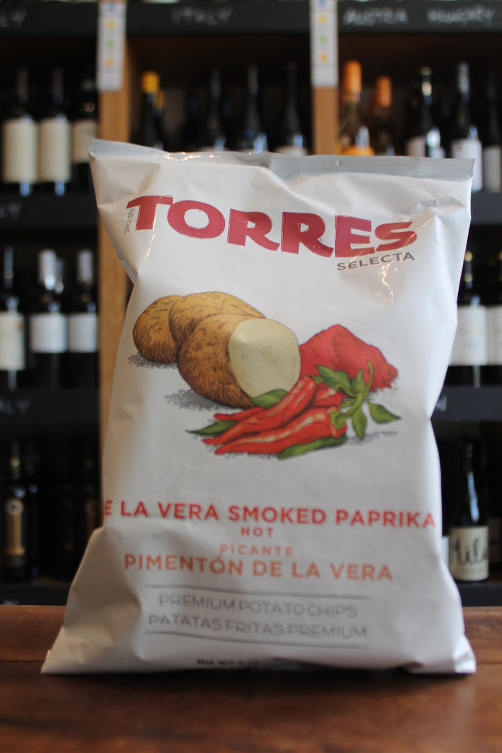 Torres - Smoked Paprika Crisps-Snacks-Seven Cellars