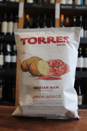 Torres - Iberico Ham - BIG Crisps-Snacks-Seven Cellars