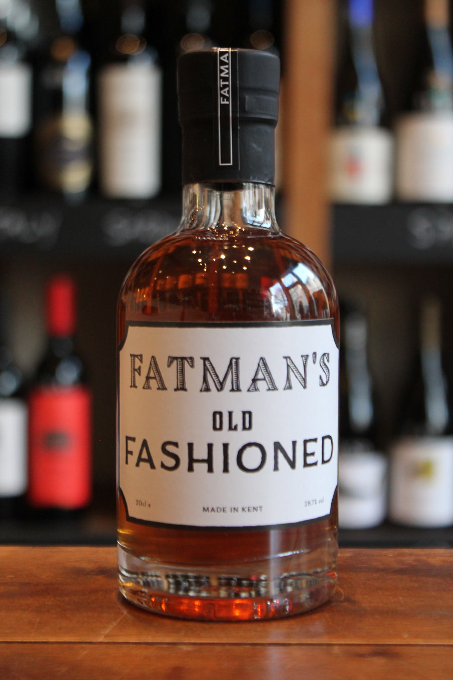 Fat Man's - Old Fashioned-Spirits-Seven Cellars