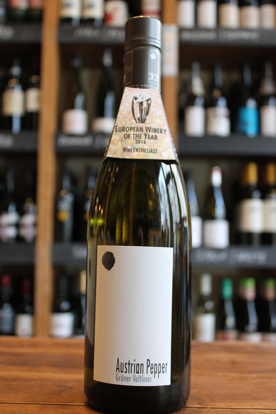 The Dot Pepper Gruner Veltliner-White Wine-Seven Cellars