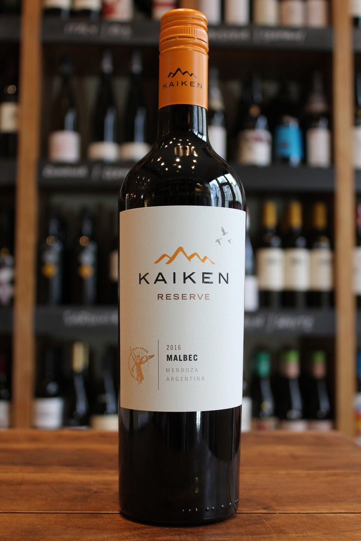 Kaiken Reserve-Red Wine-Seven Cellars