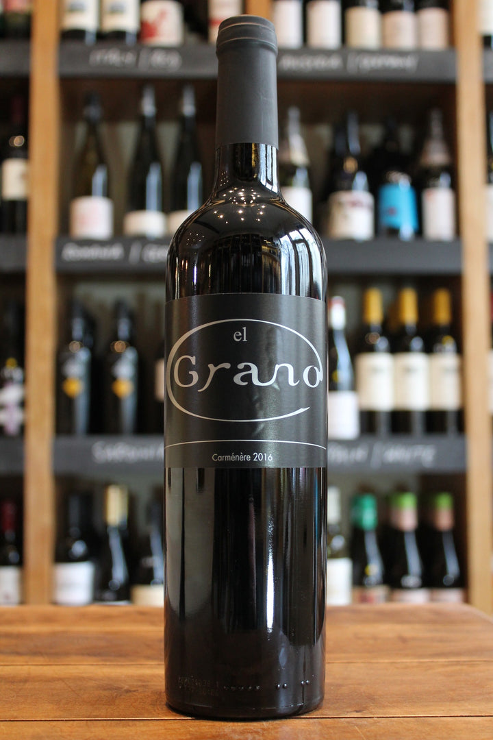 El Grano - Carmenere-Red Wine-Seven Cellars