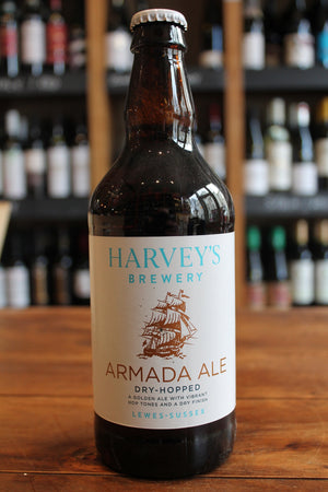 Harvey's Armada Ale-Beer-Seven Cellars