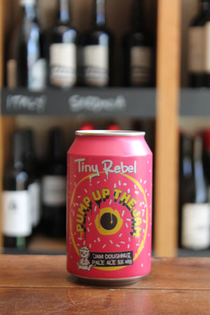 Tiny Rebel - Pump Up The Jam -Jam Doughnut Pale Ale-Beer-Seven Cellars