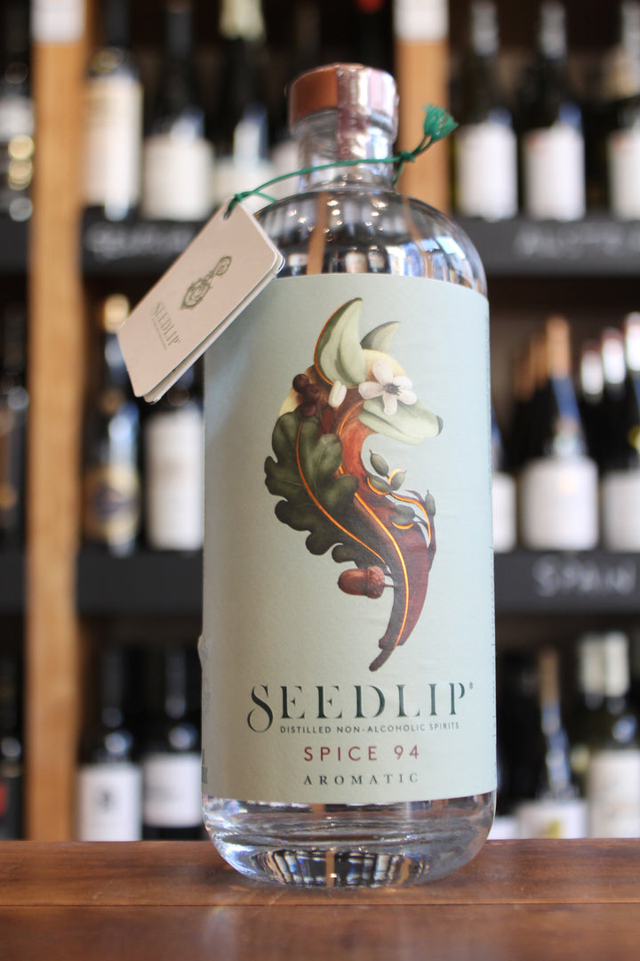 Seedlip - Spice 94 Aromatic - Non Alcoholic Distilled Spirit-Non/Low Alcohol-Seven Cellars