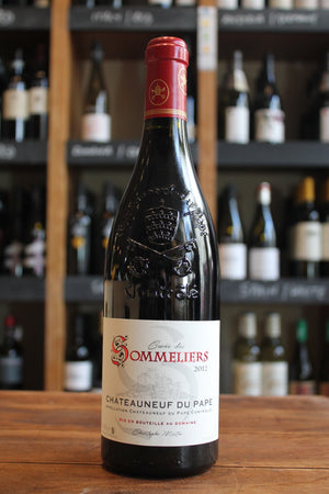 Chateauneuf du Pape Sommeliers-Red Wine-Seven Cellars