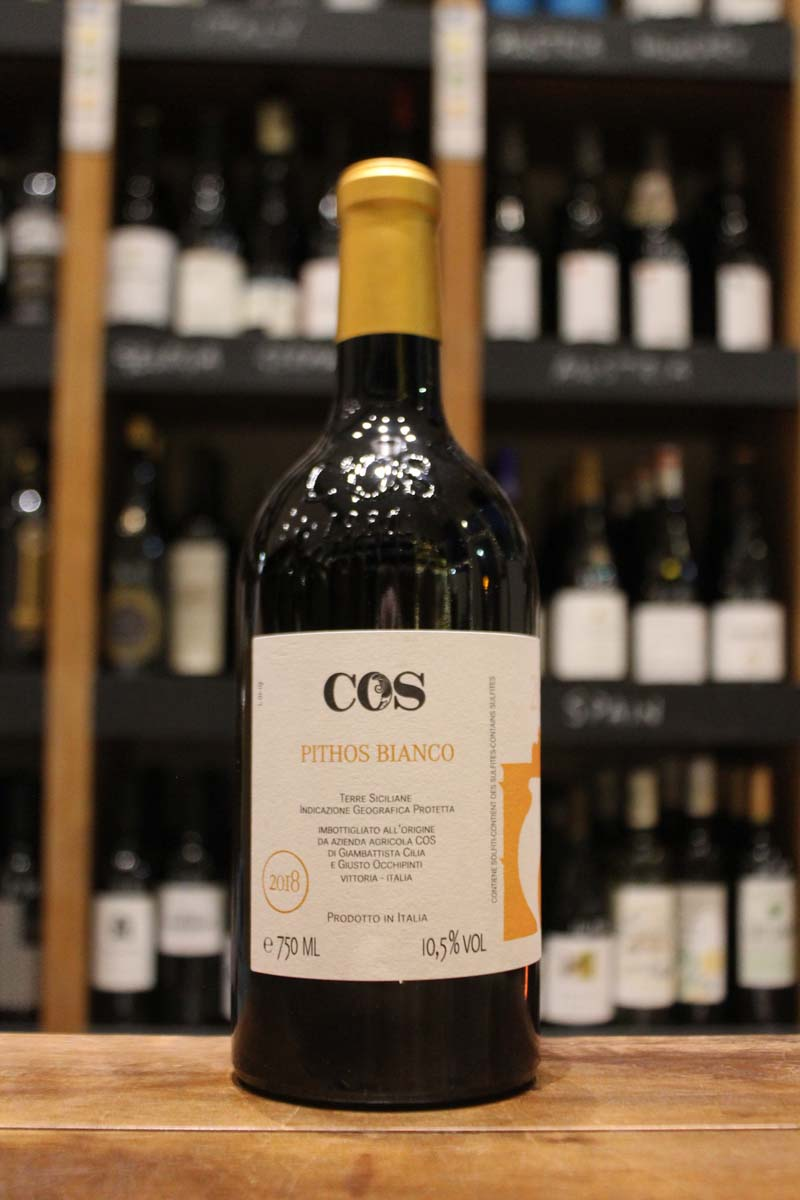 Cos - Pithos Bianco - Orange Wine-COS-Seven Cellars