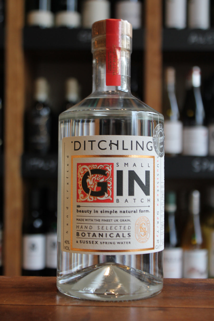 Ditchling - Dry Sussex Gin-Spirits-Seven Cellars