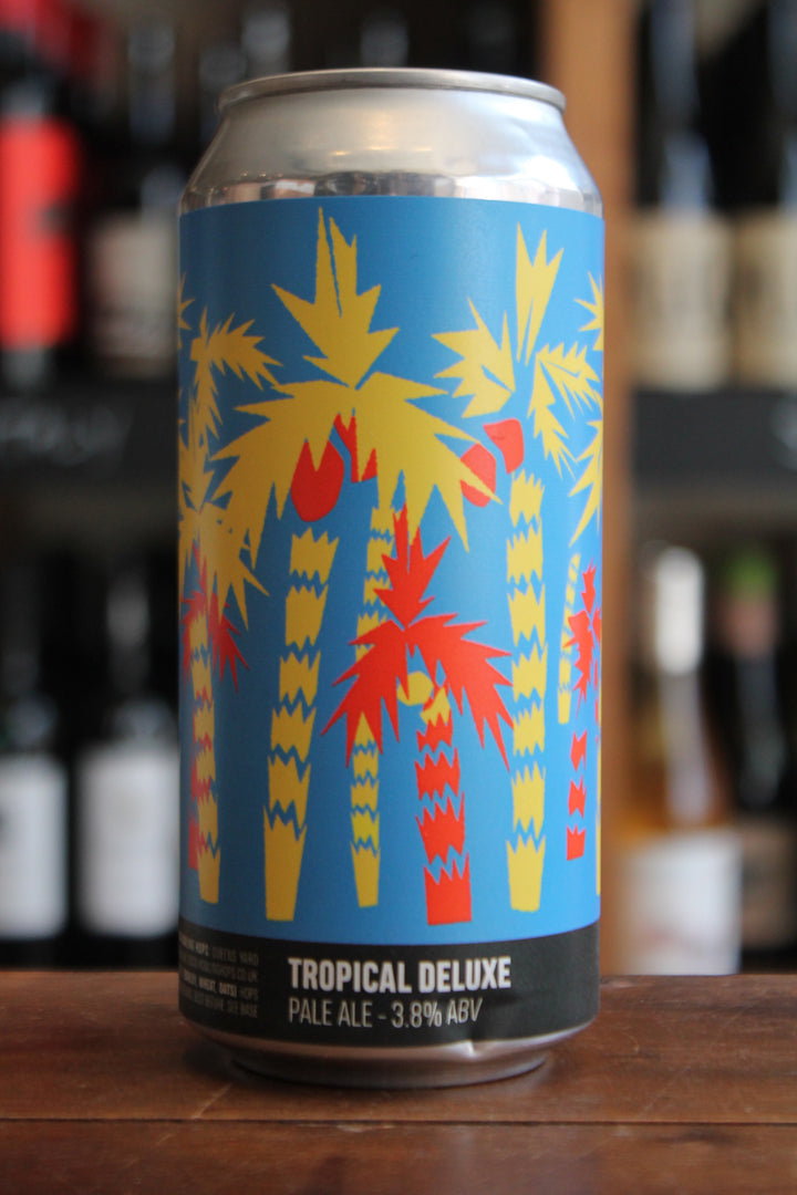 Howling Hops Brewery Tropical Deluxe Pale Ale-Beer-Seven Cellars