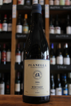Joan D'Anguera - Planella-Red Wine-Seven Cellars