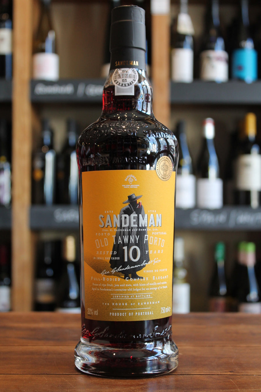 Sandeman 10 Year Tawny Port-Fortified wine-Seven Cellars