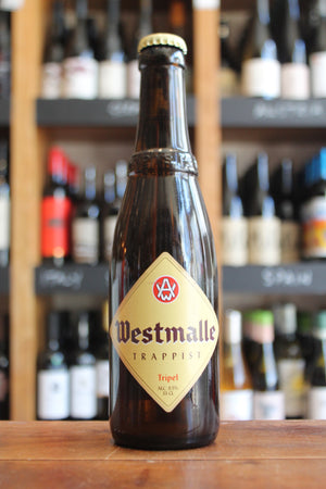 Westmalle Tripel-Beer-Seven Cellars